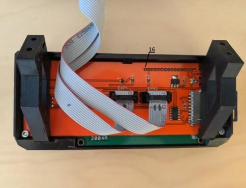 Prusa i3 MK3/MK3S Backlight Control in FW 3.9.0